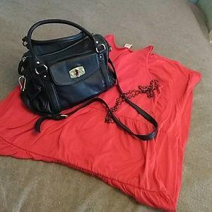 Beautiful Merona purse.